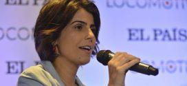 TSE determina que Facebook retire vídeo sobre Manuela d'Ávila