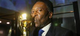 Pelé, o Rei do Futebol, faz 78 anos