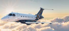 Embraer lança dois modelos de aviões executivos