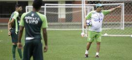 América intensifica o trabalho para duelo contra o Grêmio