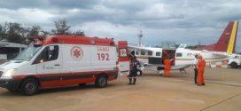 Nova aeronave reforça atendimento aeromédico em MG