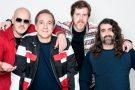 Biquini Cavadão faz show de lançamento do novo álbum