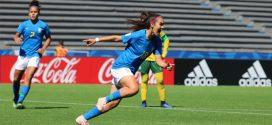 Seleção Feminina Sub-17 se despede do Mundial do Uruguai 2018