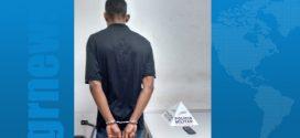 Pará de Minas: jovem inabilitado é preso com maconha e celular roubado