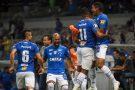 Cruzeiro vence e mantém Corinthians na parte de baixo da tabela