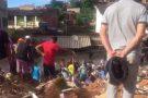 Aumenta número de mortos em deslizamento em Niterói