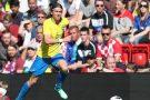 Liga dos Campeões: Filipe Luís se destaca na abertura do returno