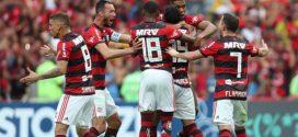 No dia do aniversário, Flamengo vence o Santos no Maracanã
