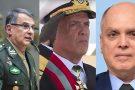 Anunciados futuros comandantes do Exército, Marinha e Aeronáutica