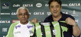De volta ao América, Givanildo Oliveira é apresentado e exalta relação íntima com o Clube