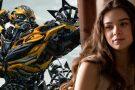"Hailee Steinfeld na trilha de ""Bumblebee"". Assista"