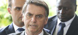 Bolsonaro diz que quem tem problemas com a Justiça não entrará no governo