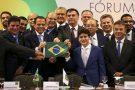 Bolsonaro fala a governadores que medidas amargas são necessárias