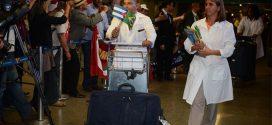 Autoridades cubanas anunciam retorno de médicos antes do fim do ano