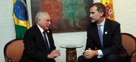 Temer discute economia e turismo em encontros bilaterais na Guatemala