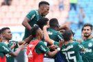 Nos pênaltis, Palmeiras bate o Vasco e avança na Copa do Brasil Sub-17