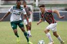 Fluminense elimina o Palmeiras e vai à final da Copa do Brasil Sub-17