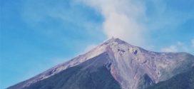 Vulcão pode ter novas erupções e Guatemala monitora atividades