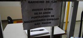 É muito caro pagar R$ 1,20 para usar sanitários do Terminal Rodoviário de Pará de Minas, diz vereador